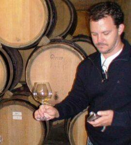Christopher Lavin1 270x300 Viña El Pisón One Wine, One Vineyard