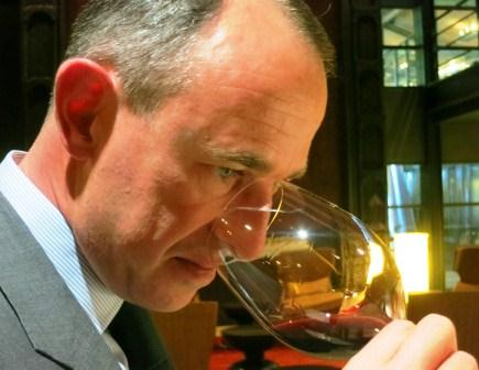 2011 Cos d'Estournel Tasting Notes, interview with Jean Guillaume Prats
