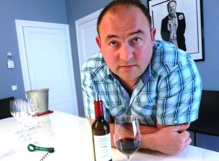 2011 L'Evangile Tasting Notes, Jean Pascal Vazart Interview