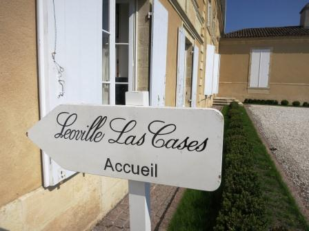 2011 Leoville Las Cases Tasting Notes show Structured to Age