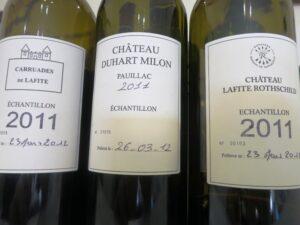 LR 21 300x225 2011 Lafite Rothschild Tasting Notes, Interview with Charles Chevallier