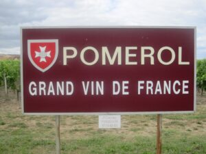 Pom sign 300x225 2011 Pomerol Guide to the Best Wines of the Vintage