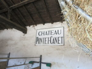 Pontet Canet Stables 300x225 2011 Pontet Canet Tasting Notes, Candid Interview with Alfred Tesseron
