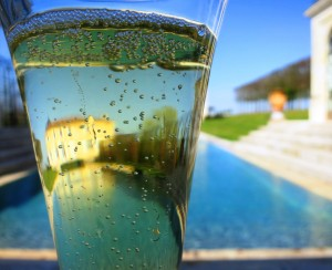 Tertre Pool Champagne 300x244 2011 Giscours, 2011 du Tertre Tasting Notes Alexander Van Beek Interview