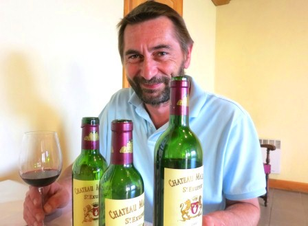 2011 Malescot St Exupery Tasting Note, Jean Luc Zuger Comments
