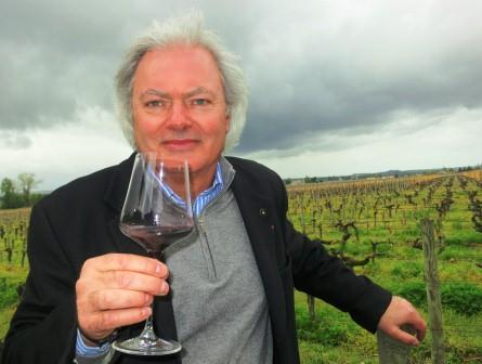 2011 Angelus Tasting Notes, Interview with Hubert de Bouard