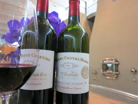 2011 Cheval Blanc Tasting Notes, Pierre Olivier Clouet  Interview