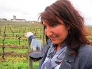 Juliette Becot 2011 300x224 2011 Beau Sejour Becot Tries Whole Berry Fermentation