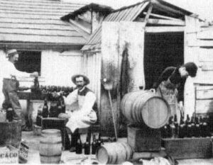 Vintage Napa Valley Winemaking 300x233 Complete Napa Valley California Wine History from Early 1800s to Today