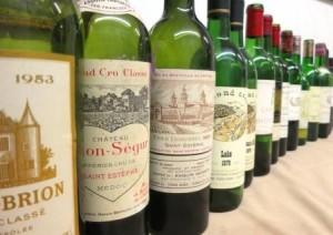 7 blind may bottles 300x212 7 Blind Men Taste Bordeaux Wine, Diamond Creek, a Spanish Surprise!