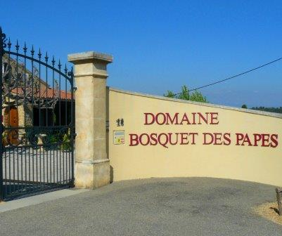 Domaine Bosquet des Papes Wine Tasting Notes, Ratings