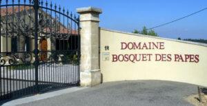 Domaine Bousquet des papes 300x154 Bosquet des Papes Chateauneuf du Pape Rhone Wine, Complete Guide