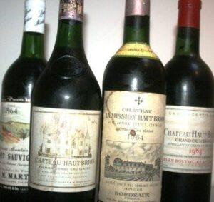 1964 7bm 300x283 7 Blind Men Taste Old Bordeaux Wines Blind from 1926 to 2003