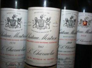 mont 7bm 300x222 7 Blind Men Taste Old Bordeaux Wines Blind from 1926 to 2003