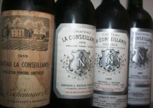 pomerol 7bm 300x213 7 Blind Men Taste Old Bordeaux Wines Blind from 1926 to 2003