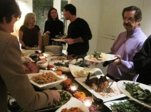tday family 3 300x224 The Best, Affordable, Thanksgiving Wine and Food Pairings