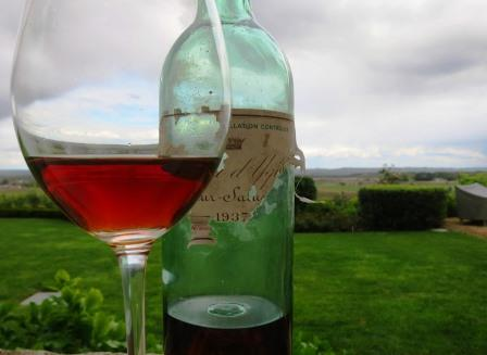List of the Top Ten Wines Tasted in the Year 2012