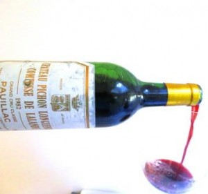 Fathers Day 1982 PL 300x281 List of the Top Ten Wines Tasted in the Year 2012