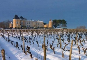 dyquem snow1 300x206 2012 Chateau dYquem Declassified No dYquem made This Year