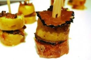 Ivanhoe potato truffle 300x199 Truffles the Ultimate Luxury Food with Wine Pairings