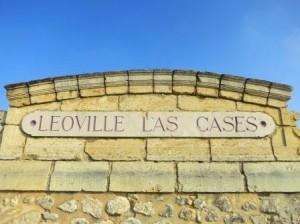 Leoville Las Cases Sign 300x224 Chateau Leoville Las Cases St. Julien Bordeaux, Complete Guide