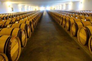 Mouton Rothschild Barrel Cellars 1 300x200 Chateau Mouton Rothschild, Pauillac, Bordeaux, Complete Guide