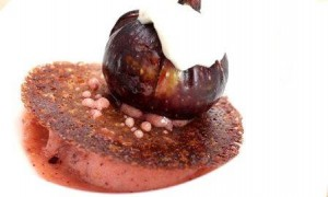 Chateauneuf Figs 300x180 Dining tips from Philippe Cambie for Chateauneuf du Pape