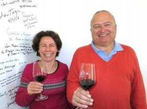 April Poyferre1 300x224 2012 St. Julien Bordeaux Wine Tasting Notes In Barrel Ratings