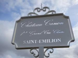 April St. Emilion Canon 300x224 2012 St. Emilion Bordeaux Wine Tasting Notes in Barrel Ratings