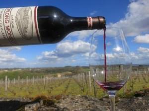 April St. Emilion Troplong flying 300x224 2012 St. Emilion Bordeaux Wine Tasting Notes in Barrel Ratings