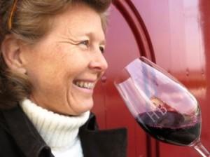 Haut Bailly Veronique Sanders Wine 300x224 2012 Pessac Leognan Wine Tasting Notes in Barrel Ratings