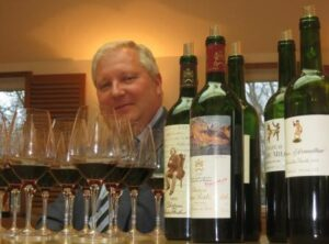 Philippe Dhalluin Mouton1 300x222 2012 Pauillac Bordeaux Wine Tasting Notes In Barrel Ratings