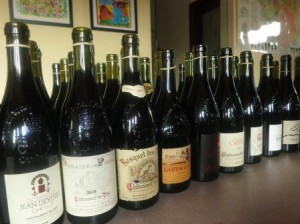 CNDP Federation 300x224 2010 Chateauneuf du Pape Tradition and Classique Wines