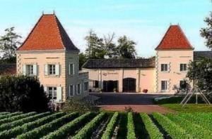 Les Bertrands Chateau