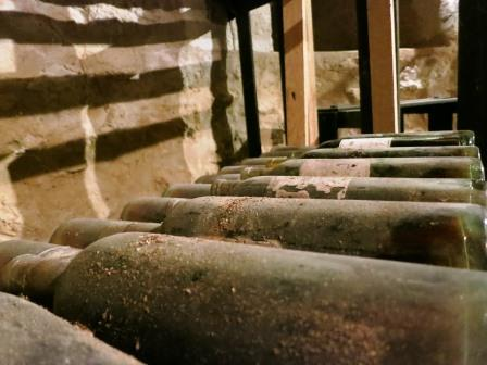 Old wine cellar How to start a wine collection, wine cellar or collect wine