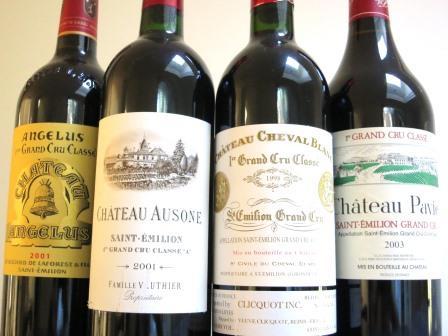 Premier Grand Cru Classe A St. Emilion Premier Grand Cru Classe A St. Emilion Producer Chateau Vineyard Guide