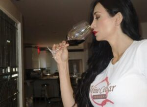 Smelling Wine 300x219 Complete Wine Tasting Guide Everything you Need to Know on Tasting Wine
