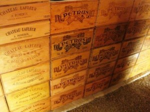 WIne Cellar1 300x224 Collect Bordeaux Wine, Getting Started,The best wines to cellar