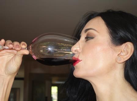 tasting wine 3