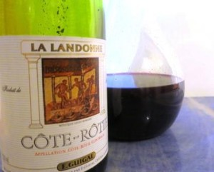 Guigal La Landonne 300x241 List of the Top Ten Wines of 2013, Plus a Wine Deserving Honorable Mention