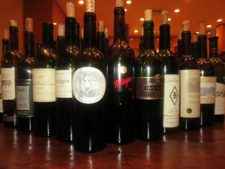 1994 California Cabernet Sauvignon 1994 California Cabernet Sauvignon Best Wines of the Vintage Tasted