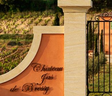 Jas de Bressy Jas de Bressy Vignobles Mousset Barrot Chateauneuf du Pape Rhone Wine