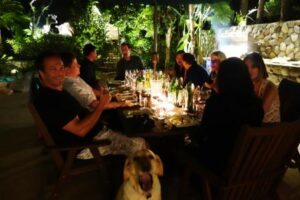 FG Dinner 300x200 Annual First Growth Bordeaux Wine Tasting and Barbecue Dinner