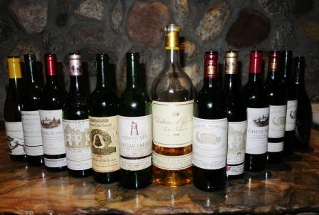 Annual First Growth Bordeaux Wine Tasting and Barbecue Dinner