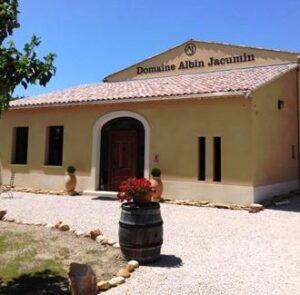 Albin Jacumin 300x295 Domaine Albin Jacumin Chateauneuf du Pape Rhone Wine, Complete Guide