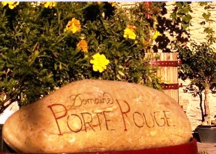 Domaine Porte Rouge Domaine Porte Rouge Chateauneuf du Pape Rhone Wine