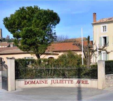Juliette Avril 1 Domaine Juliette Avril Chateauneuf du Pape Rhone Wine, Complete Guide