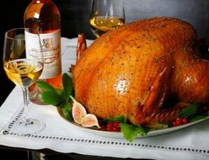 turkey wine 300x230 Thanksgiving Dinner Wine Pairings with Tips from Robert Parker