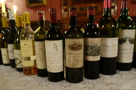 The Top Ten Best Wines Tasted in 2014