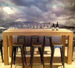 Maison Nicolas Perrin tasting room 300x273 Maison Nicolas Perrin Hermitage Rhone Wine, Complete Guide